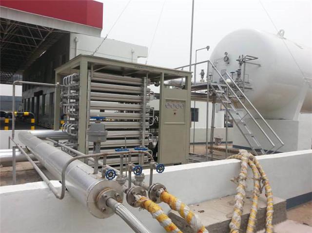 撬装式LNG加气站设备的优点