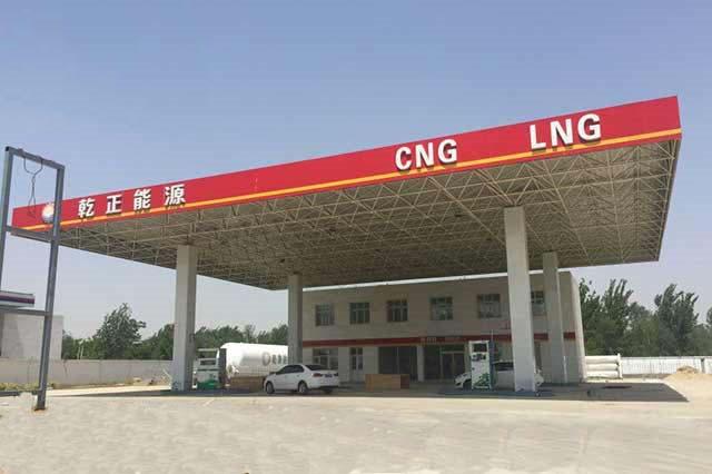 LNG加气站设备压力容器全面检验